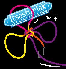 """""""Itsasturiak"""" logoa © Guénolé Le Gal"""