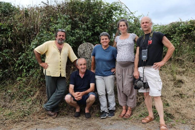 Argazkia: Camille Riverti eta Claudia Llamas