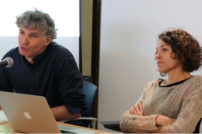 Marina Chauliac & Philippe Hanus
