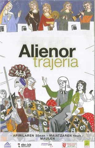"""""""Aliénor d'Aquitaine"""" pastorala"""
