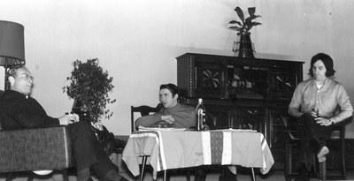 Michel Brust, Daniel Landart, Txomin Ezponda