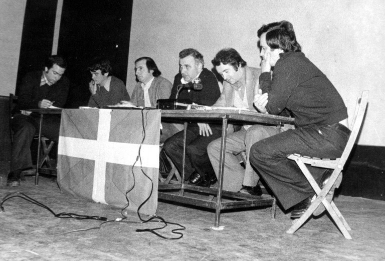 EATB sortzeko Biltzar nagusia (1977)