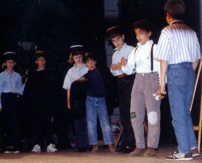 Galarroxkak festibala - Donibane Lohizune (1993)