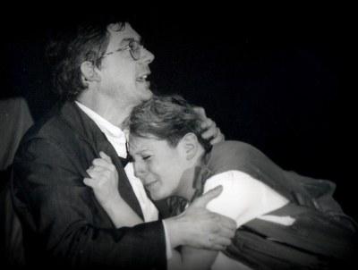 """Antton Luku (""""Tu quoque fili"""", 2000, Hiru Punttu taldea)"""