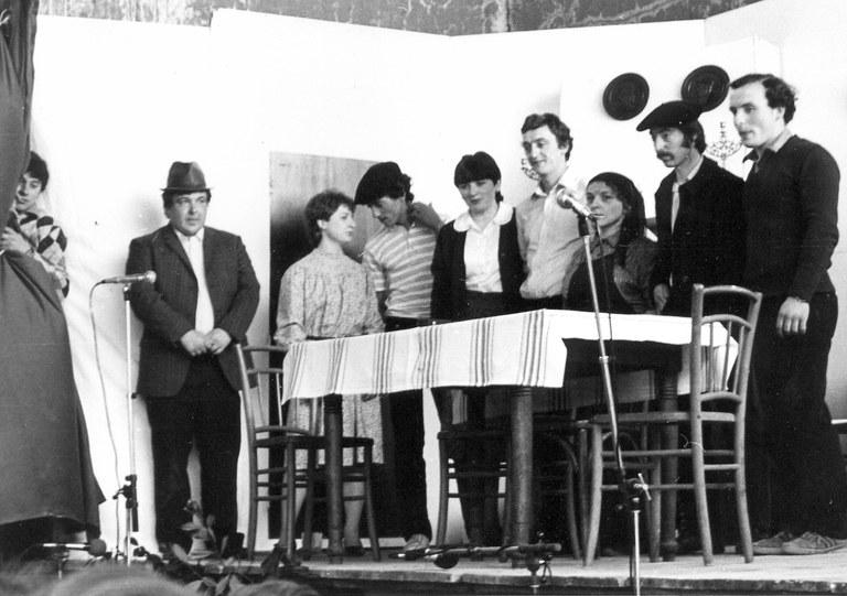 """""""Oraiko haurrak"""" - Zentzu gabeak taldea (1982)"""
