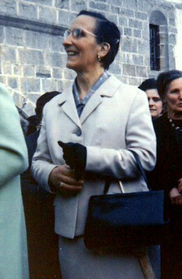 Janamari Malharin (1912-2001)