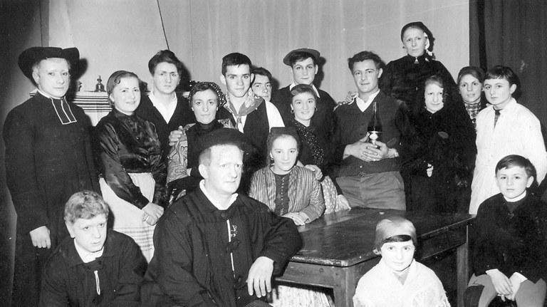Mugertarrak taldea - 1967
