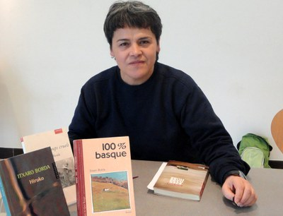 Itxaro Borda (EKE - Maia Etchandy)