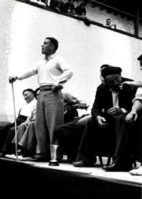 Bertsulariak. Garazi, 1947.