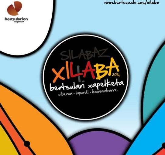 Xilaba 2014 - Afitxa (Harri Idoateren diseinua)