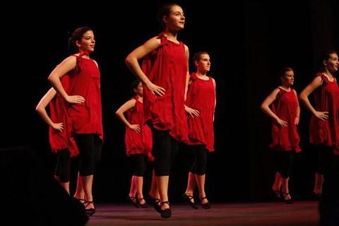 Gazteria dantza taldea
