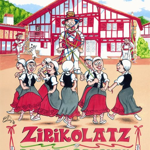 Zirikolatz Senpereko Dantzari Taldea
