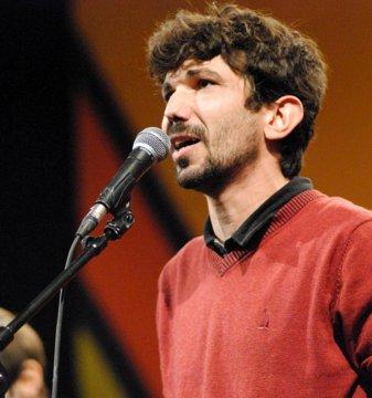 Improvisateur basque ou bertsulari