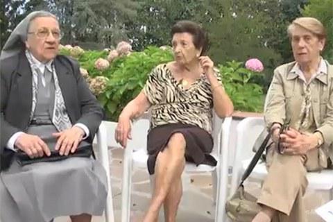 Arantza Goikoetxea, Karmele eta Maria Rosa Lopategi