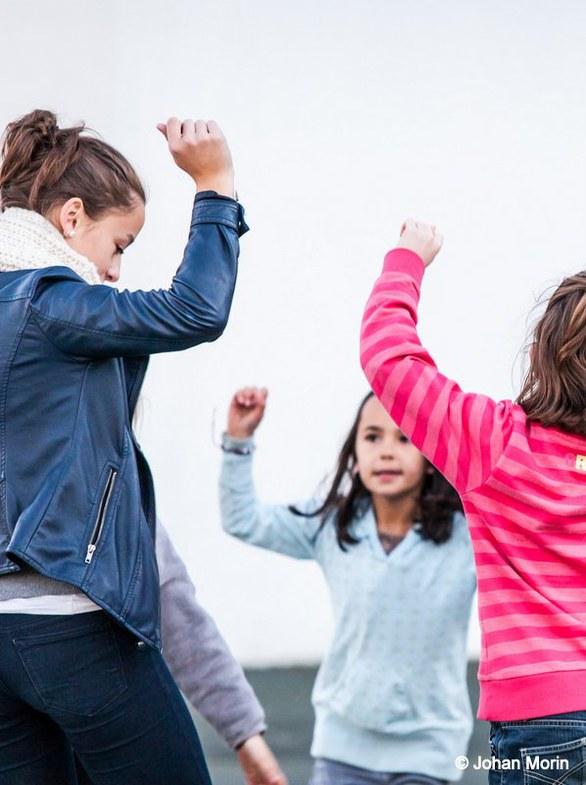 Dantzaren barne-barneko bizipenak