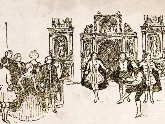 """Jean-Louis d'Oyhenart, """"Tartas"""" dantzaria"""