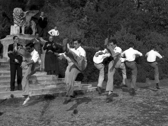 Eresoinka taldearen argazkiak (1938)