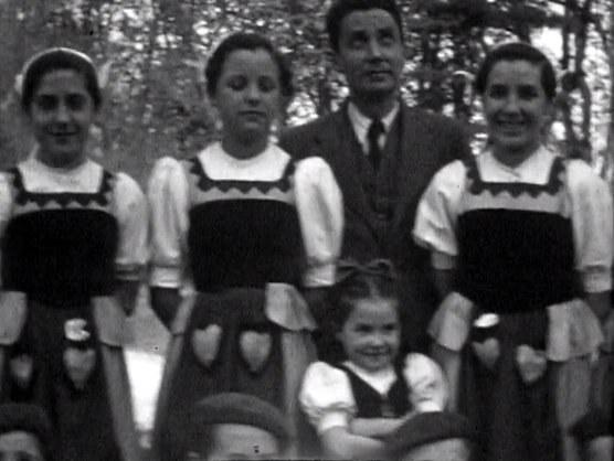 """""""Elai Alai, danses basques"""" (1930 inguruan)"""