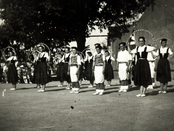 Olaeta taldea Ezpeletan (1942)