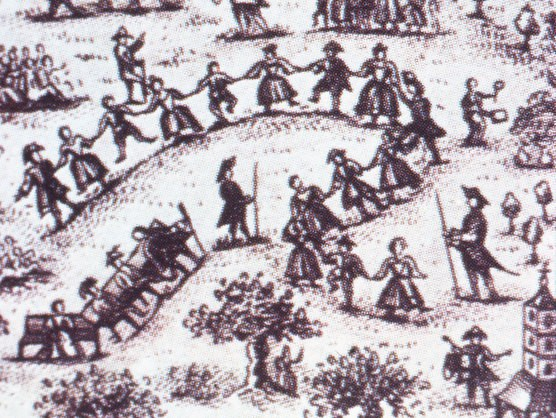 Arrateko Ama Birjina (XVIII. mendea)