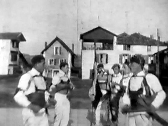 Kaskarotak Uztaritzen (1930)