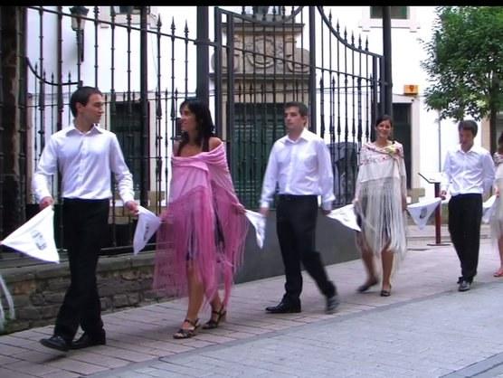 Ordizia: Santaneroen esku-dantza