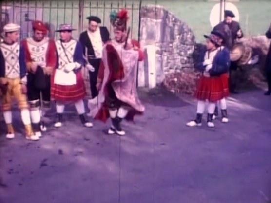 Maskaradako barrikada Ligin (1968)