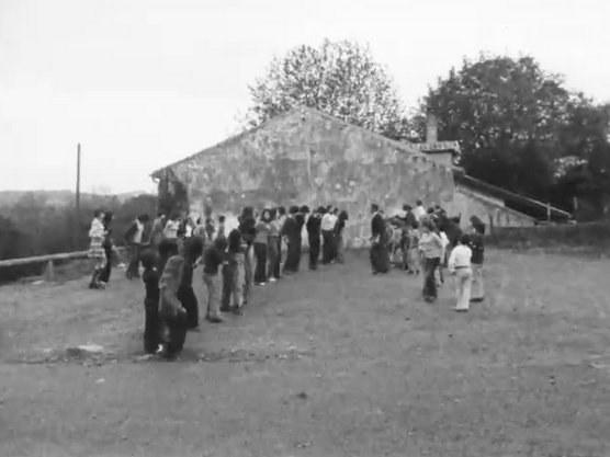 Dantza kurtsoa Arbonan (1973)