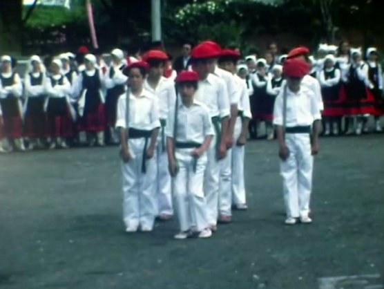 Dantzari-dantza: Sopelanako euskal jaia (1977)