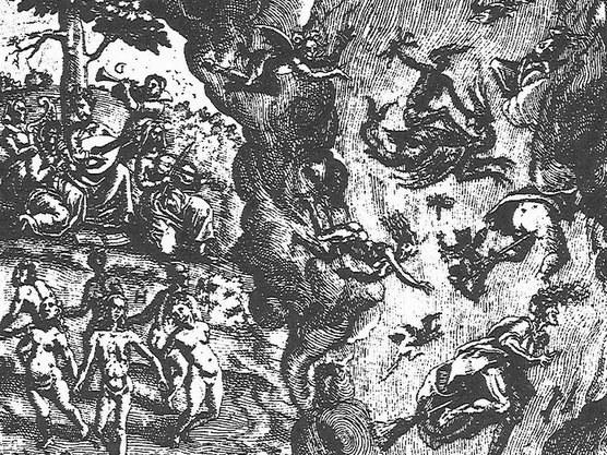 Lapurtarrak eta dantza: Pierre de Lancre (1612)