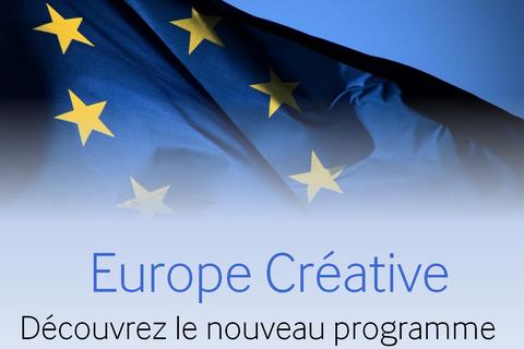 """Journée d'information sur le programme européen """"Europe créative"""" à Paris"""