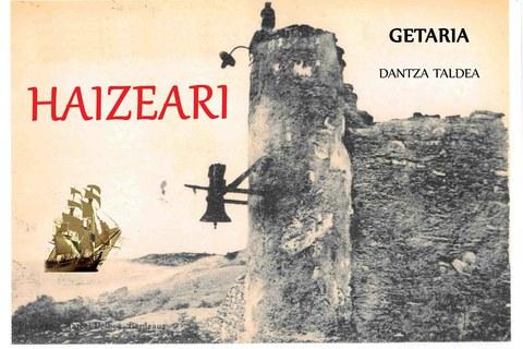 Haizeari