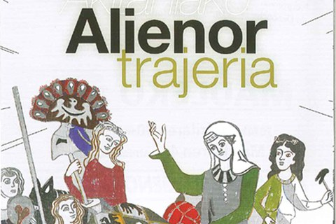"""Pastorale """"Aliénor d'Aquitaine"""""""
