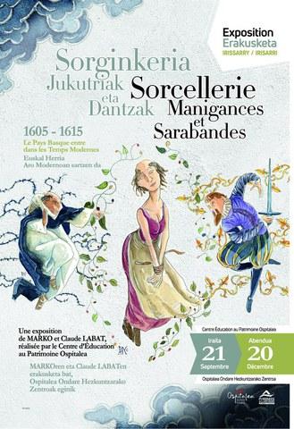 1609-2019, sorcières d'hier et d'aujourdhui