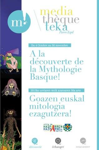 A la découverte de la Mythologie Basque