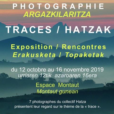 "Exposition ""Traces / Hatzak"""