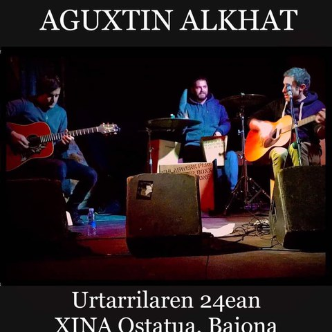 Aguxtin Alkhat