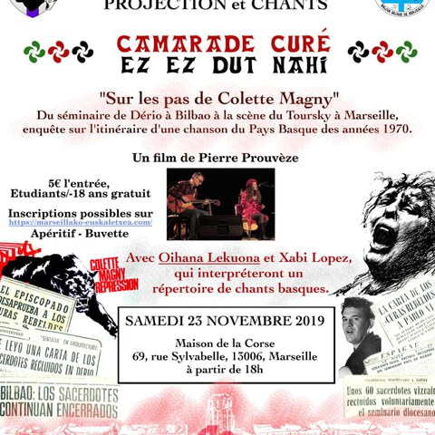 "Film ""Camarade curé"""