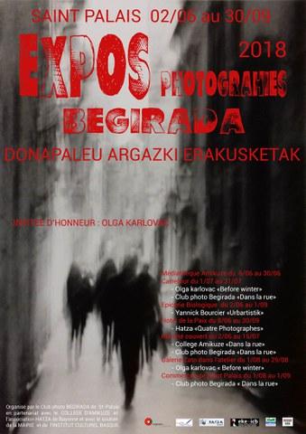 Begirada 2018 - Expositions photographiques
