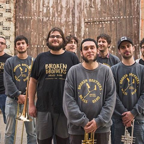 Broken Brothers Brass Band