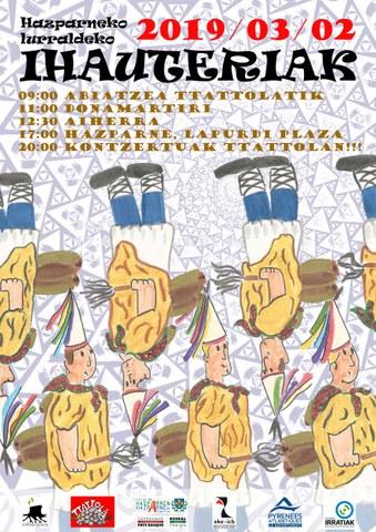 Carnavals du Pays d'Hasparren