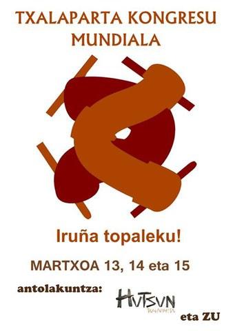 Congrès mondial de Txalaparta