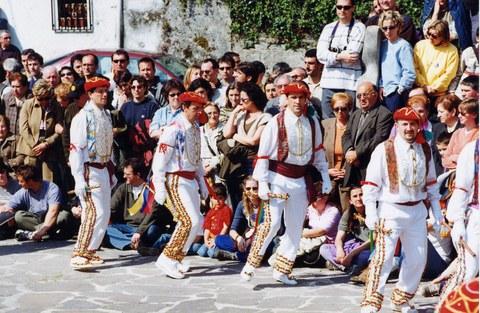 Rencontre avec la danse basque