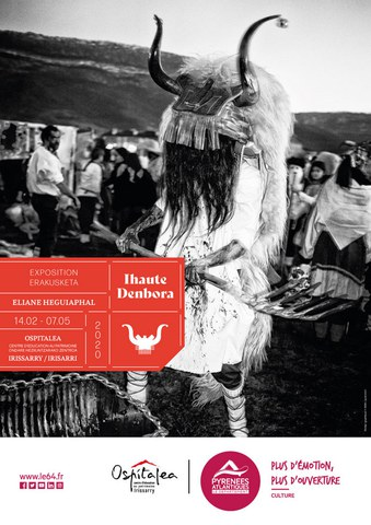 "Exposition ""Ihaute denbora / Le temps du carnaval"""