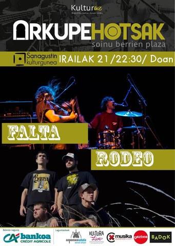 Falta + Rodeo