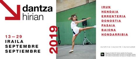 """Festival """"Dantza Hirian"""""""