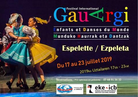 Festival Gauargi