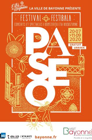 """Festival """"Paseo"""""""