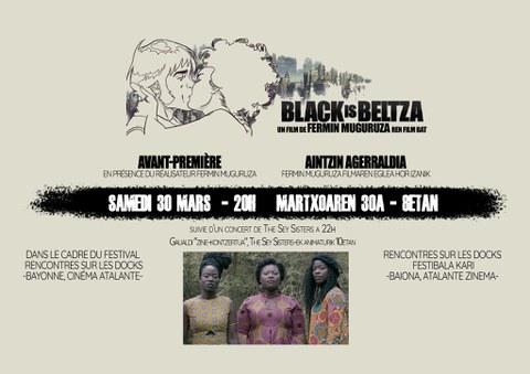 "Film ""Black is Beltza"""