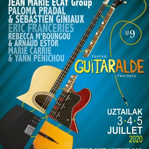 Guitaralde Festibala #9